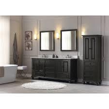 Bathroom Vanity Base Avanity Thompson 60 Bathroom Vanity Base Reviews Wayfair