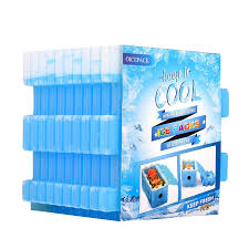 Cool Pack Design Details About Ice Packs Set Of 10 Cool Pack For Lunch Box Freezer Bags Coolers Slim Reusable