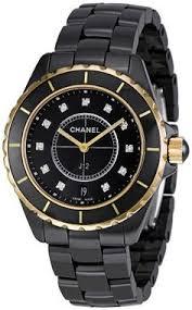 chanel j12 chronograph mens watch h1008 chanel watches prices chanel j12 quartz h2544 unisex black ceramic ceramic case date watch chanel