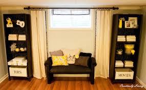 basement window treatment ideas. Small Basement Window Treatment Ideas Treatments M