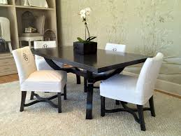 chairs marvellous modern upholstered dining low back regarding decorations 17