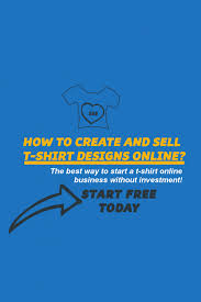 T Shirt Making Program How To Design And Sell T Shirts Online Without Investment