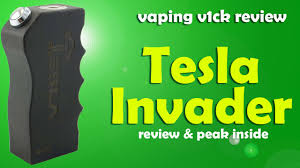 tesla invader box mod review internals view tesla invader box mod review internals view