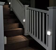 Motion Sensor Stair Lights Wireless Step Stair Lighting Mr Beams Motion Sensor