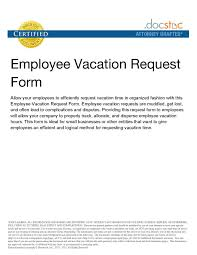Letter Format For Leave Request Best Of Employee L Amazing Letter
