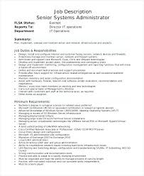 Network Administrator Resume Samples Amazing Systems Administrator Resume System R Resume Template Click Here To