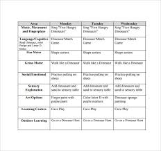 Fall Lesson Plans For Toddlers Toddler Lesson Plan Free Barca Fontanacountryinn Com