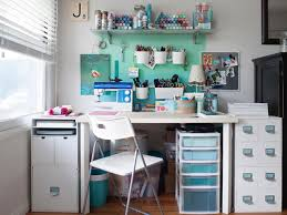 small spaces craft room storage ideas. Jen Carreiro Of Something Turquoise. \u201c Small Spaces Craft Room Storage Ideas O