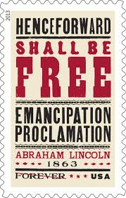 usps announces emancipation proclamation th anniversary forever  washington