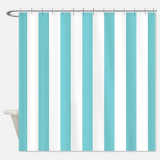teal striped shower curtain. turquoise and white striped shower curtain teal i