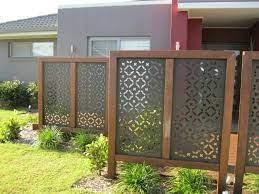 backyard privacy screen