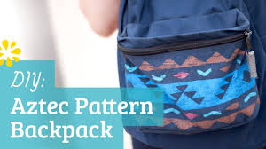 How To Design Your Backpack Diy Design Your Own Print Ideas Backpacks Diy Back To