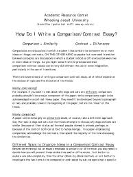 compare contr essays macintosh