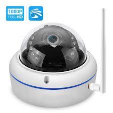 Hamrolte Camera Wifi YOOSEE Siêu Nét HD1080P Onvif Có Dây Camera IP Không  Dây Quan Sát Ban Đêm Kẻ Phá Hoại Chống Chống Nước Camera Wifi Ngoài Trời|Camera  giám sát