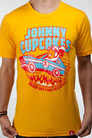 Johnny Cupcakes Design Johnny Cupcakes Stunt Man Johnny Cupcakes Creative T