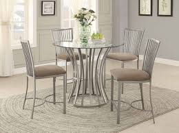 glass counter height dining set modern round sets google search beyond coastal in 10