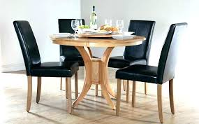 black glass dining table charming round glass dining table sets for 4 round glass dining table