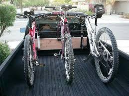 Bike Rack For Truck Bed Swagman Pick Up Truck Bed Bike Rack Review ...