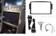 dash parts for acura tl ebay Harness Wiring Kit For Hord 2004 2008 acura tl double 2 din dash kit with sub woofer amplified wire harness Hot Rod Wiring Harness Kits