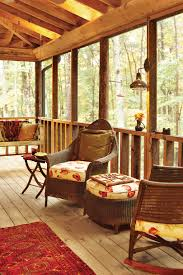 Screened In Porch Design porch and patio design inspiration southern living 7830 by uwakikaiketsu.us