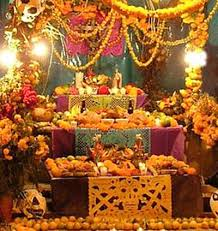 Image result for dias de los muertos altars