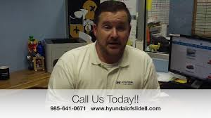 2017 Hyundai of Slidell Employee Biography Billy Schiller - YouTube