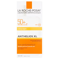 Anthelios Xl Ultra Light La Rocheposay Anthelios Xl Ultra Light Fluid Spf 50