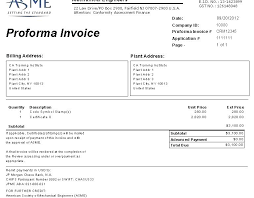 Commercial Invoice For Export Commercial Invoice For Export Invoice