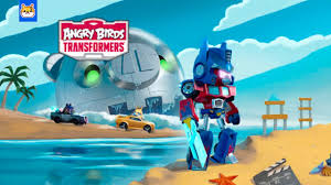 Cara Install Game Angry Bird Transformers [ MOD ] ANDROID OFFLINE