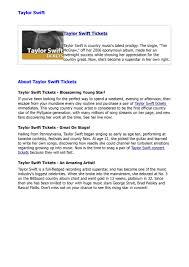 Xcel Energy Seating Chart Taylor Swift Taylor Swift Concert Schedule In Usa By John Lorenzo Issuu