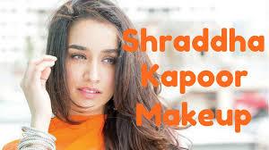 shraddha kapoor makeup tutorial