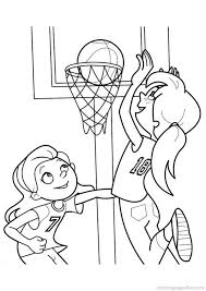 Basketball Coloring Pages 14 Image Transfers Sports Coloring