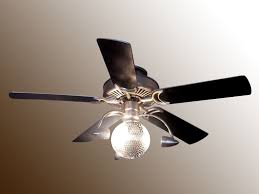 disco ball ceiling fan photo 1