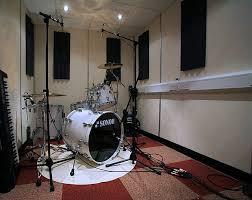 Recording Area At Oxygen Recording Studio