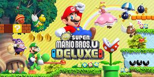 <b>New Super Mario</b> Bros. U Deluxe | <b>Nintendo</b> Switch | Games ...