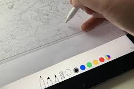 Drawing On Ipad Pro How To Trace An Image With Your Apple Pencil On The Ipad Pro