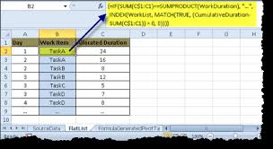 Production Scheduling In Excel Resource Allocation And Scheduling Using Excel