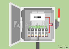 breakers switch vector flat, fuse vector, electric box, circuit electrical box fuses breakers switch vector flat, fuse vector, electric box, circuit breakers, electrical panel