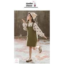 Váy cho bé gái 13 tuổi (3-12 tuổi) ️ Quần áo bé gái 9 tuổi ️ ️ thời trang  bé gái 8 tuổi chính hãng 266,400đ