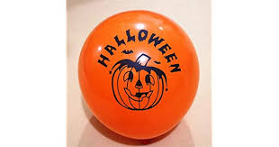 ZXGBJ <b>Halloween Balloons</b> Ghost <b>Festival</b> Decorations Print ...