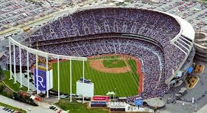 Royals Stadium Seating Chart Kauffman Stadium Seating Charts Information And More