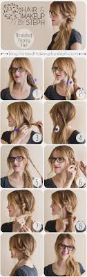 Hairstyle Easy Step By Step 18 easy step by step tutorials for perfect hairstyles style 4218 by stevesalt.us