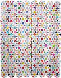 Red Pepper Quilts: Wagon Wheel Quilt - An English Paper Piecing ... & Work in Progress - Wagon Wheel Quilt Adamdwight.com