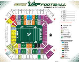 Coachman Park Clearwater Seating Chart Raymond James Stadium Seating Chart Club Level Www