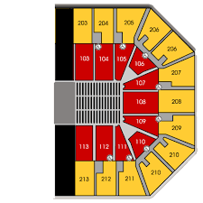 Wachovia Center Philadelphia Seating Chart Seatings Charts And Setups For Upcoming Events At Venue In