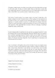 How To Make Cover Letter For Resume With Sample
