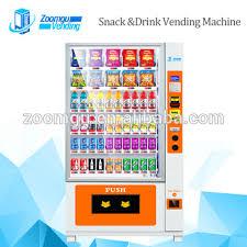 Snack Vending Machine Malaysia Custom Large Capacity Sandwich Soda Vending Machine China Bulk Drinks Buy