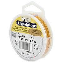 Материалы для изготовления украшений и аксессуаров Beadalon