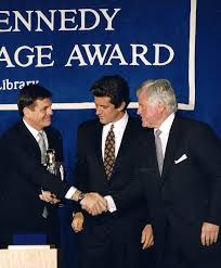 best jfk legacy memorials images caroline jfk jr senator kennedy mike synar and jfk jr