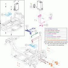 diagram of honda generator parts e4500 Circuit Breaker Parts Diagram Shunt Trip Circuit Breaker